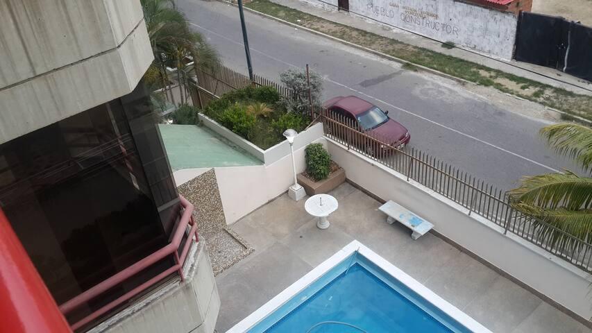 Relax beach apartment - Caraballeda