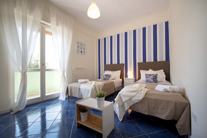 New Holiday Rentals i Normanni - Salerno - Daire