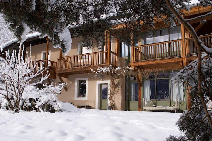 Maison de charme à la montagne (Maurienne)