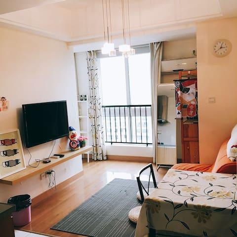 原木阁 - Wuxi - Apartament