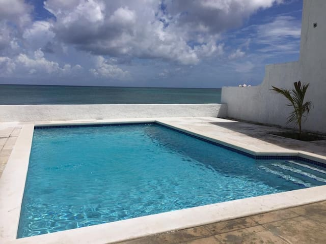 Ivy May's Beach House at Compass Point