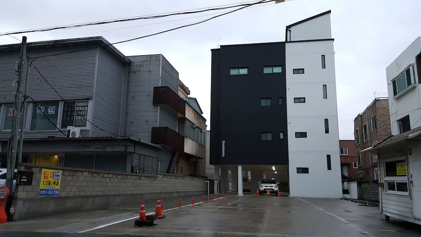 Compact & Cozy House in Old Town, Gangneung