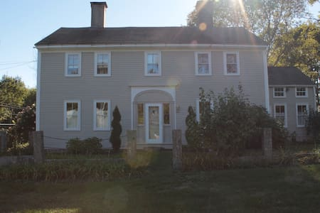 Charming Pemaquid Colonial, room 3 - Bristol - Ház