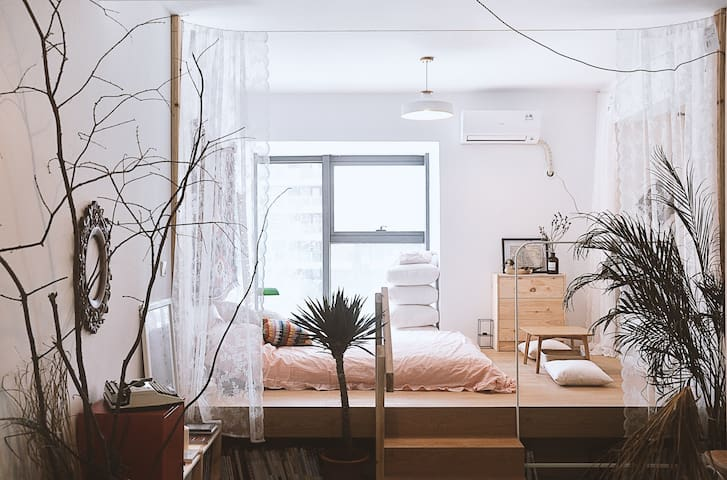 杭州中国美院附近超赞民宿,70平米超低价入住 - 杭州 - Apartment