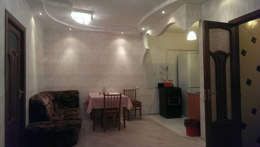 Двухкомнатная квартира в Вишневом