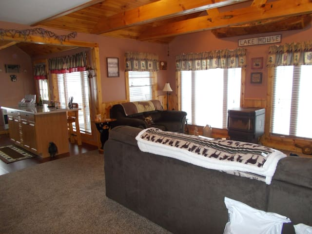 $99.00 nightly through April 30th, COZY ADK. CABIN