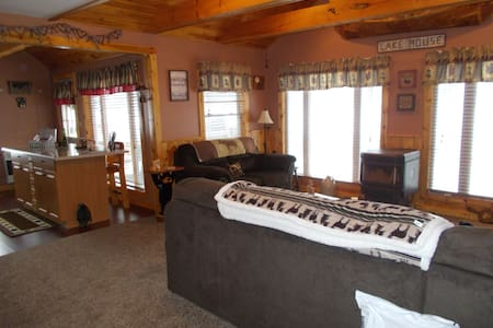 Twin Pines Cabin - Wells - Cabana