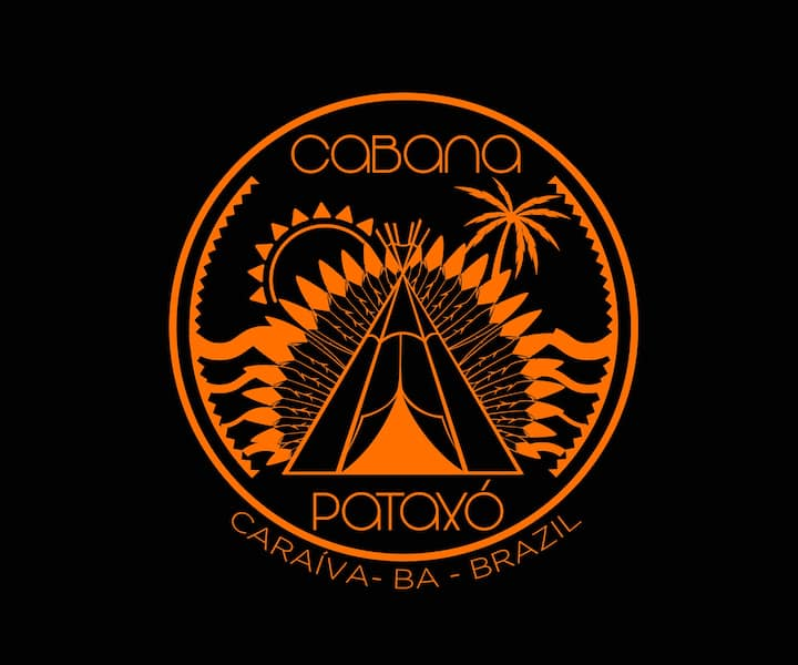 Cabana Pataxó - house of good vibes (cama 3 de 8)