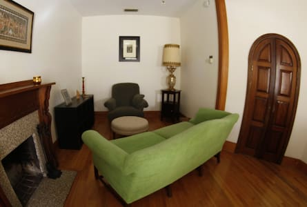 Charming Home Apt Near Downtown