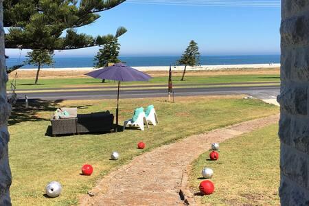 The Beachside Bungalow
