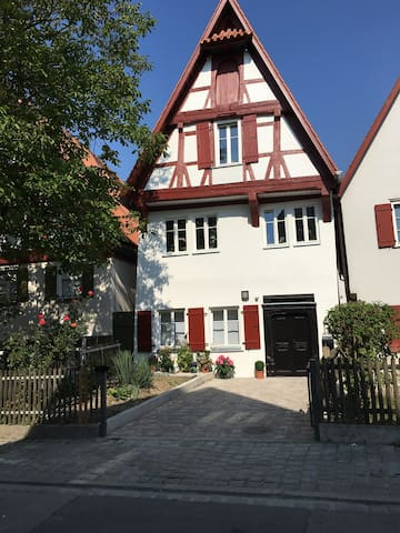 Vacation rental Vordere Gerbergasse in Nördlingen - Nördlingen - Apartment