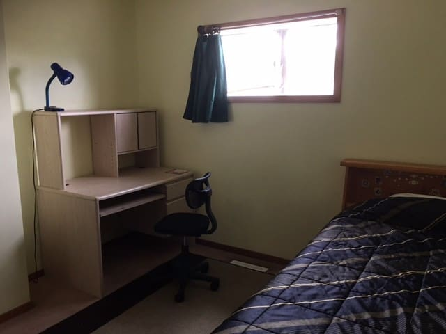 Room 1 Centrally Located, quiet