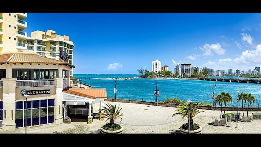 Best Studio Paseo Caribe in the Caribe Hilton Area