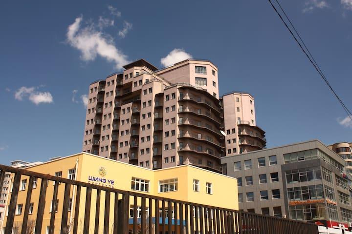 3 BR, furn Apt in Regency Residence - Ulaanbaatar - Condo