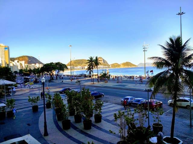 Copacabana Vista para o Mar e Pão de Açúcar  (202)