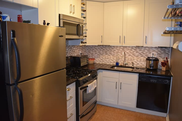 1 Bedroom Apartment in Tarrytown - Tarrytown - Apartemen
