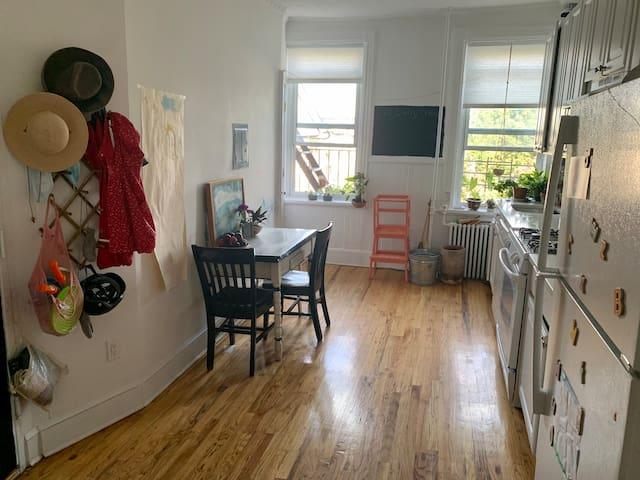 Spacious One-Bedroom in Carroll Gardens, Brooklyn
