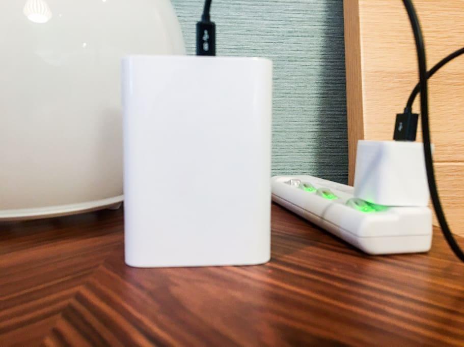 Free Portable Wi-Fi