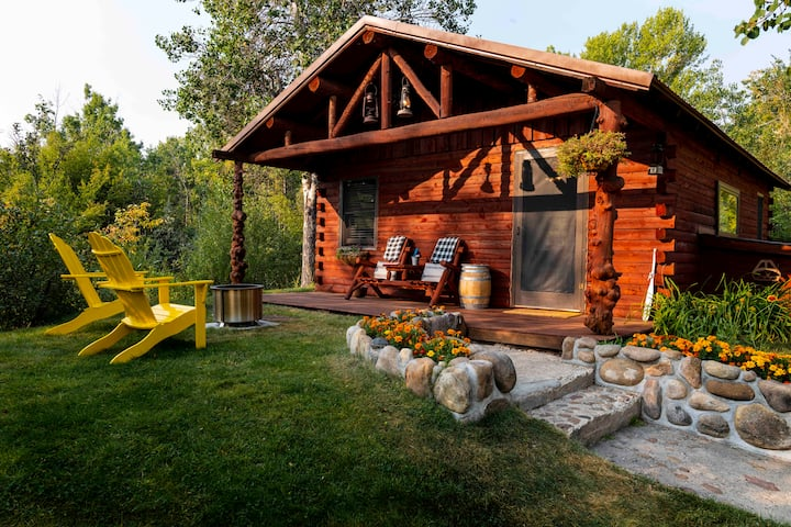 Cabin at Grass River Retreat