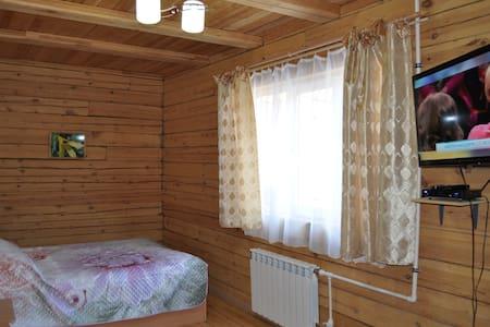 Семейный номер 1 этаж - Listvyanka