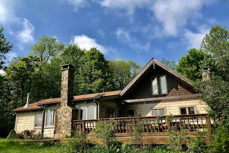 The Lodge on Houck Mountain