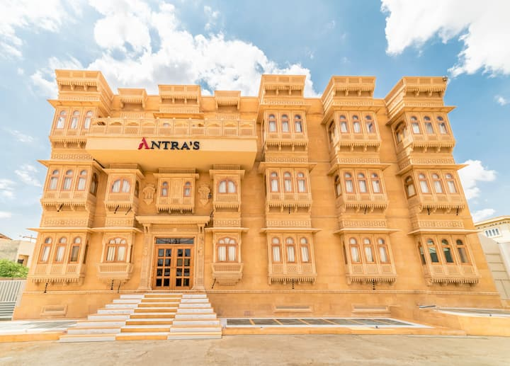 Hotel Antra Inn - Royal Style Living
