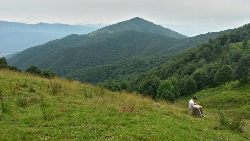 Valsesia - Alpe Sacchi