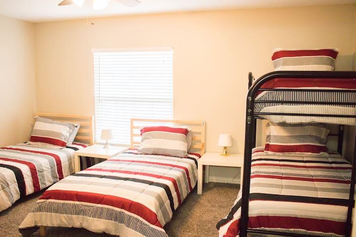 University Prk Hostel -Love Field Bed 1 Women Only