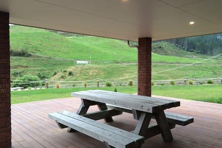 Swnymor farm lifestyle home - Wairoa - Casa