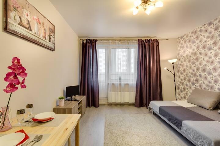 Комфортабельные апартаменты в Щербинке