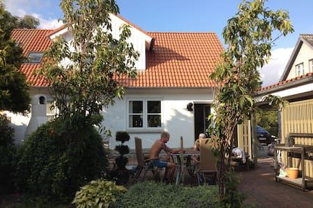 Familievenligt hus m/lukket have - Brønderslev