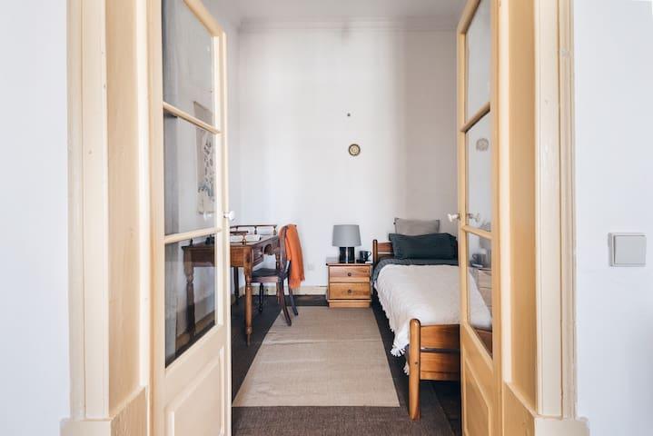 A Casa Grande: Single Alcove - Vegetarian House