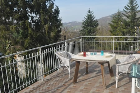 Relax  in Borgo, Appennino fra Firenze e Bologna