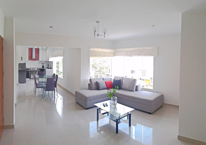 274 APARTMENT III-3BRM/4Bed/7Pers 100m2 Urb. Luren