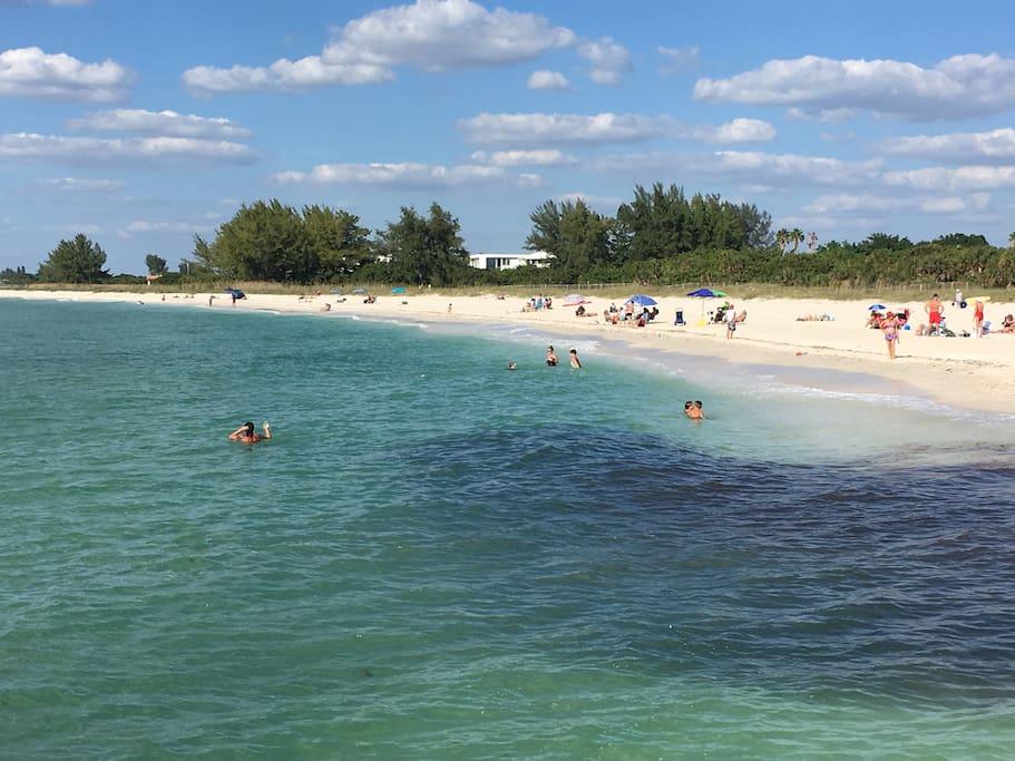 Gulf Swimming