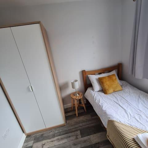 Single Bedroom (Bedroom 3)