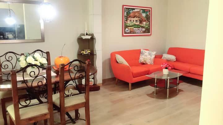 Departamento Bonito  -Vintage _Ica