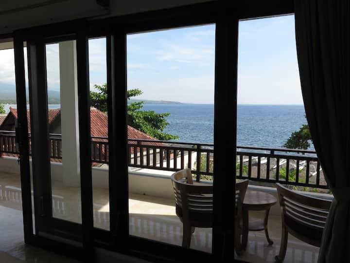 Camessa Hotel - Deluxe Ocean View Room