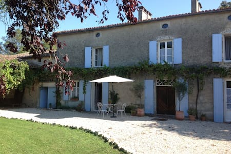 The Chestnut Tree-French Farmhouse. - Charente - Casa