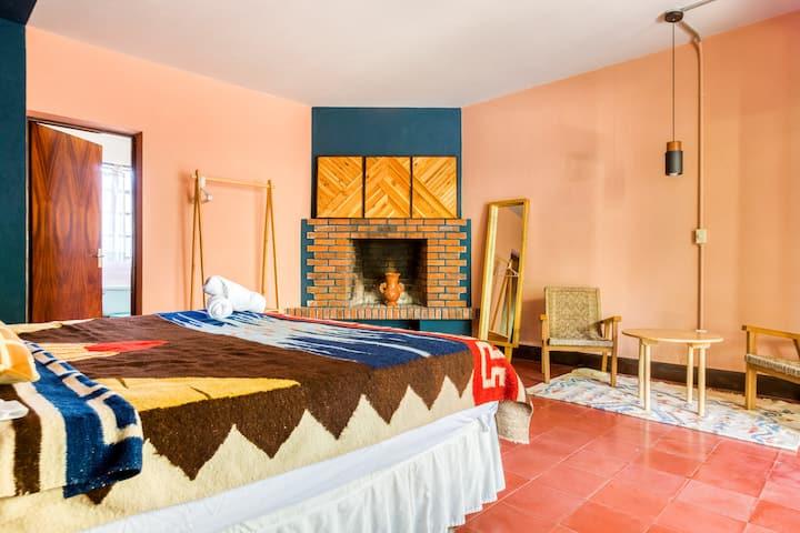 Selina Atitlan - Standard Room