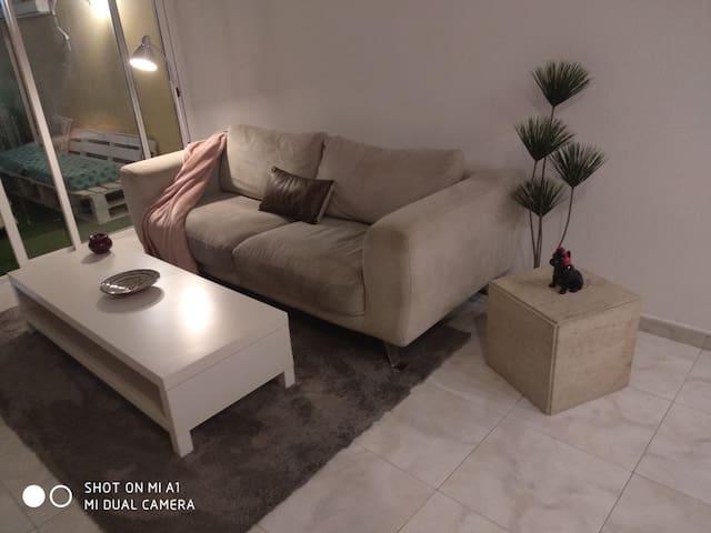 Sala compartida- Shared living room