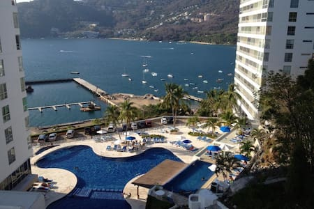 Departamento Torreblanca Diamante - Acapulco