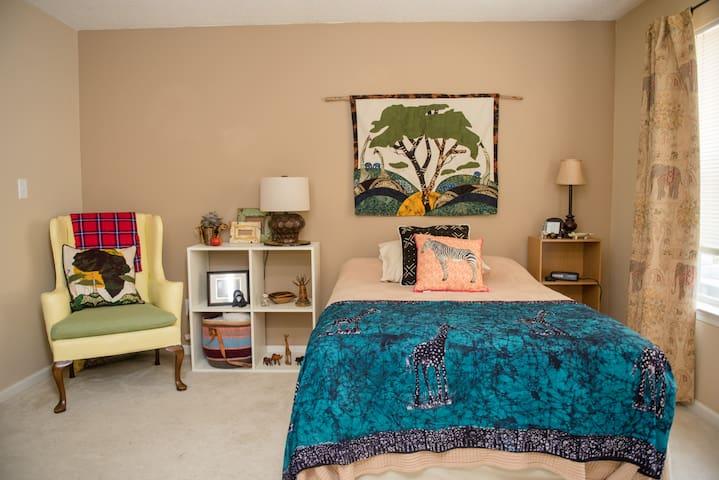 Roomy, Convenient Newport News home - Newport News - Ortak mülk