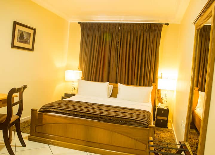 Exquisite Bedrooms in a central area of Accra