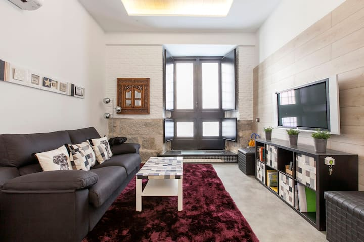 Malasaña Experience-Awesome flat in the center