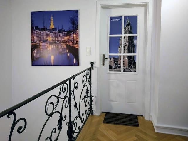 Bielski Guesthouse room Groningen