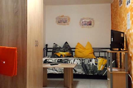 Gemütliches Zimmer für 2 Personen mit WLAN - Pirmasens