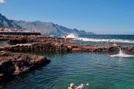 PLAYA y MONTAÑA  AGAETE  ¡DESAYUNO! - Las Palmas de Gran Canaria, España - Flat