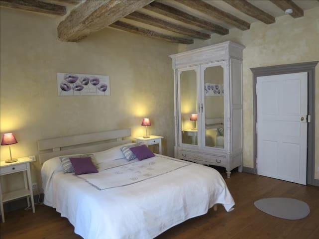 Chambres dans maison classée 4*au cœur de Mamers - Mamers