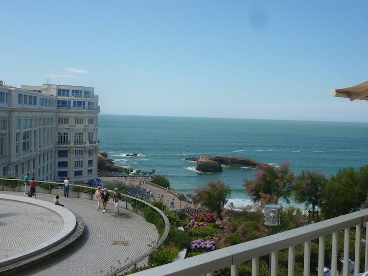Biarritz  STUDIO VUE SUR MER